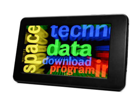 Data download concept Stock Photo - 18781119