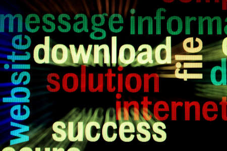 Download solution success Stock Photo - 18781140