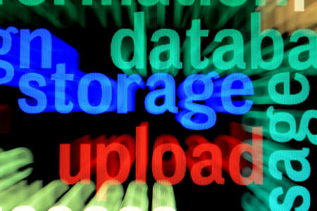 Storage concept Stock Photo - 18781164