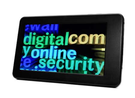 Online security Stock Photo - 18964020