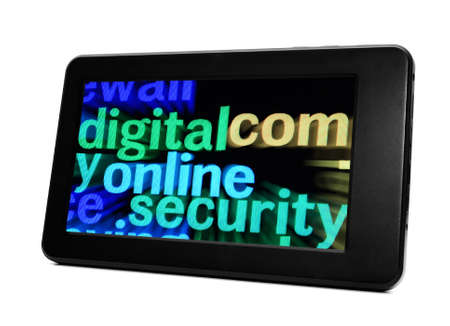 Online security Stock Photo - 18964020