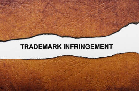Trademark infringement Stock Photo - 19083769