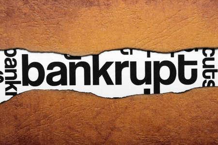 bearish: Bankrupt