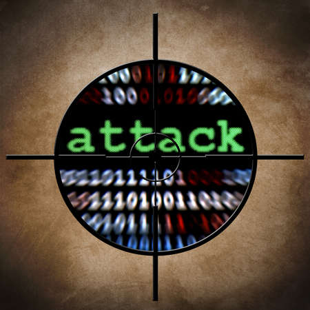 Attack target photo