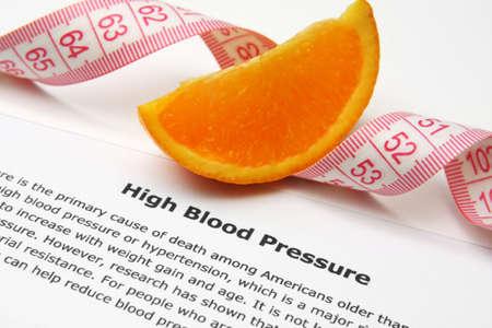 high blood pressure: High blood pressure