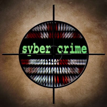 cyber war: Syber crime target