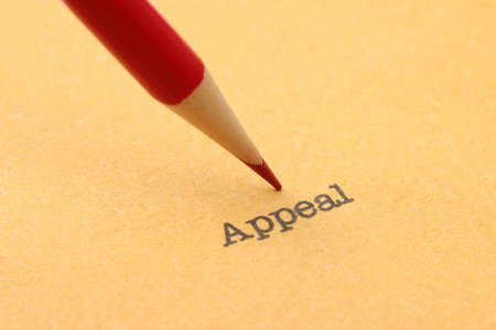appeal: Appeal Stock Photo