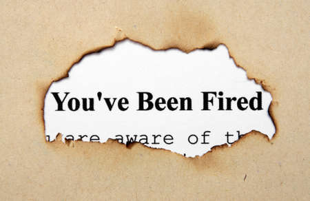 You are fired photo