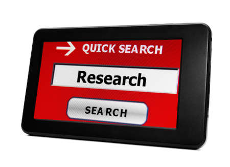 searh: Search for  research