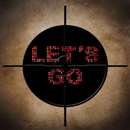 let s: Lets go target
