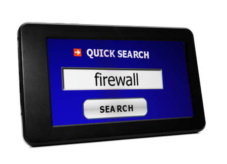 hacked: Web search for firewall