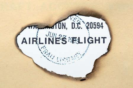 aero: Airline flight