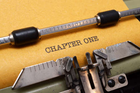 chapter: Chapter one