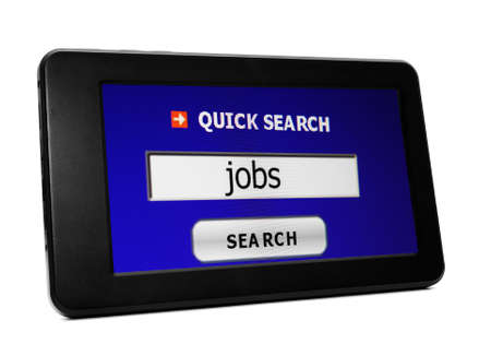 recruiters: Search for web jobs