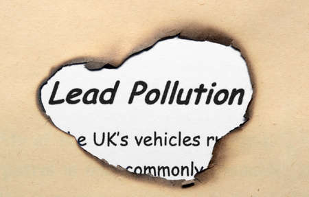 Lead pollutions photo