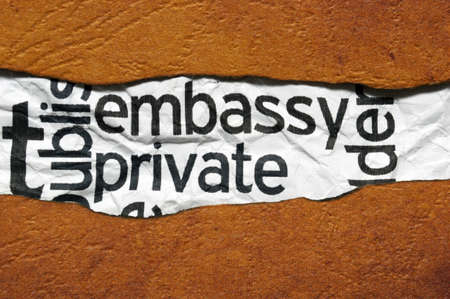 compromised: Embassy private