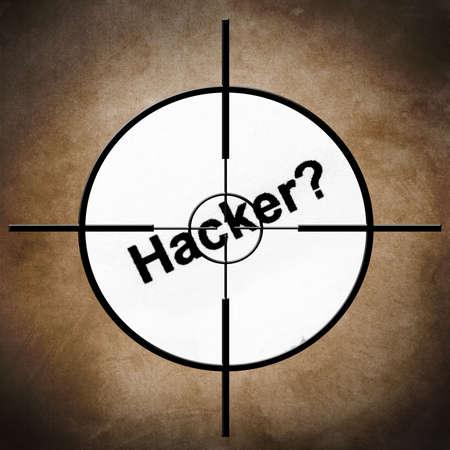 cyberwarfare: Hacker target