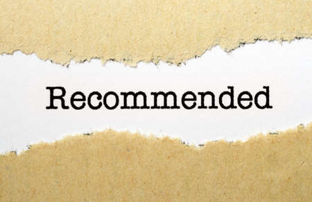 upholding: Recommended