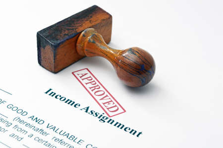 assignment: Income assignment - approved