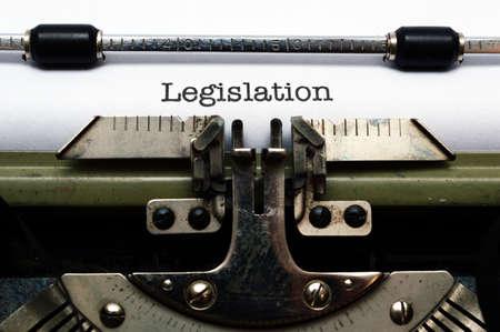 Législation Banque d'images
