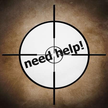 rescued: Need help target
