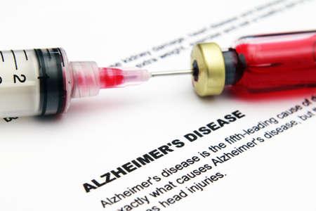 the ageing process: Alzheimer disease