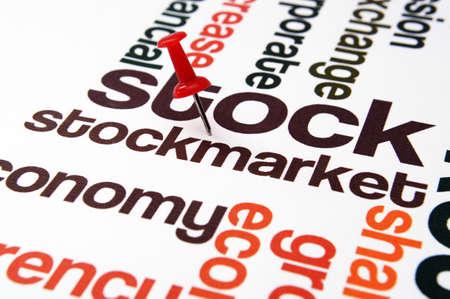 stockmarket: Stockmarket concept