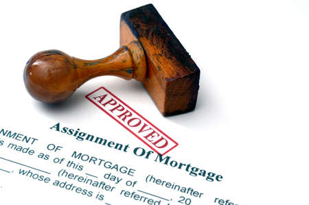 Assignment of mortgage photo