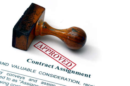 assignment: Contract assignment
