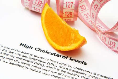 buildup: High cholesterol