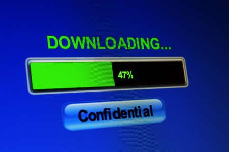Download confidential info photo