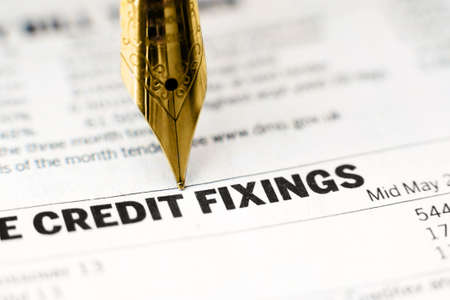 credit report: Credit fixing