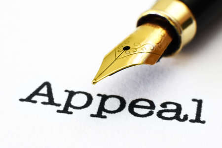 appeals: Appeal Stock Photo