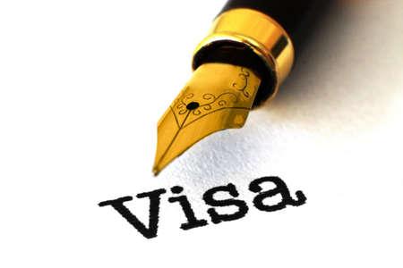 immigrate: VIsa concept