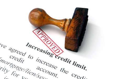 credit report: Increasing credit limit