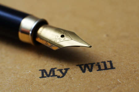 surviving: My will