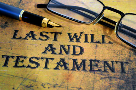 gifting: Last will and testament