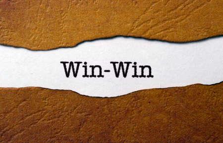 Win - Win photo