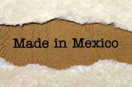 nafta: Made in Mexico