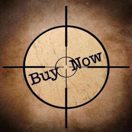 buy now: Buy now target