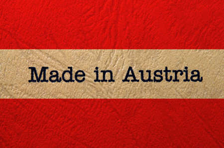 Made in Austria photo