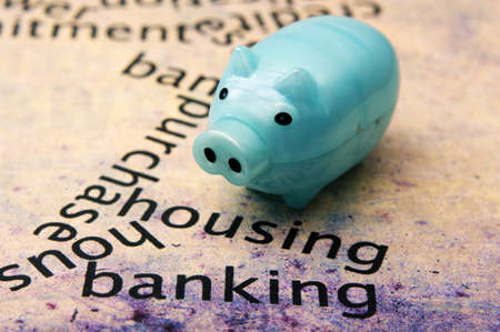 Housing banking concept photo
