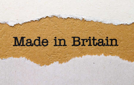 Made in Britain photo