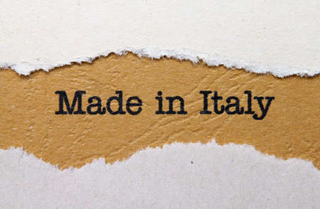 Made in Italy photo