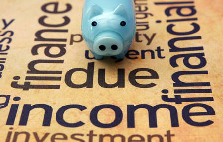 rate of return: Due income concept
