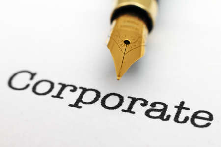 Corporate concept photo