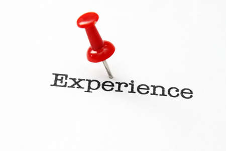 philosophy of logic: Push pin on experience text