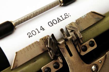 2014 の目標