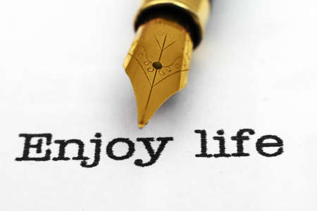 Enjoy life photo