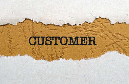 customer: Customer